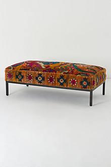 Olumes Rug Ottoman