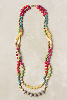 Mixed Spectra Necklace