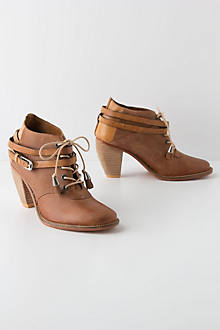Cynosure Laced Booties