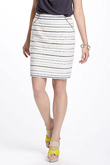 Sailing Lace Skirt