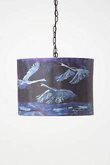 Whooper Swan Hanging Chandelier