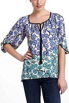 Branching Blooms Tunic