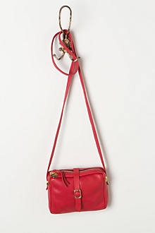 Buckled Square Crossbody Bag