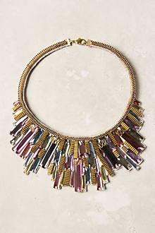 Metropolis Bib Necklace