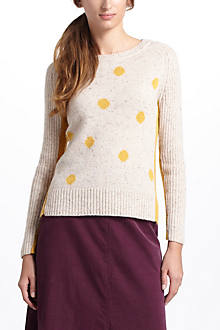 Tweed Dots Pullover