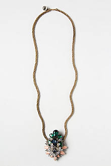 Lake Scarab Necklace