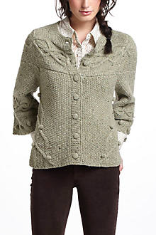 Crossback Cable Cardigan