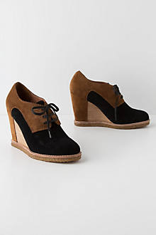 Marta Lace-Up Wedges