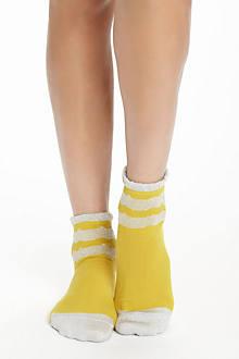 Sparkled Ruffle Socks