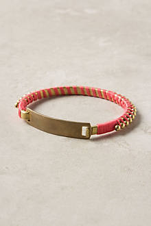 Nouveau ID Bracelet