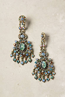 Byzantine Kaleidoscope Earrings