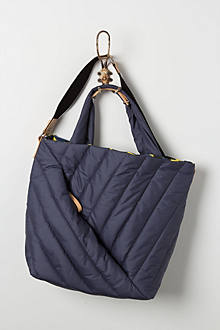 Reversible Quilted Tote