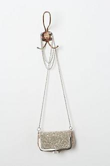 Woven Sterling Mini Bag