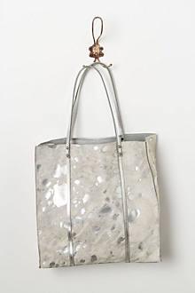 Silver Appaloosa Tote
