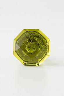 Crystal Octagon Knob