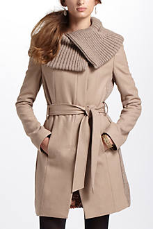 Judith Collar Coat