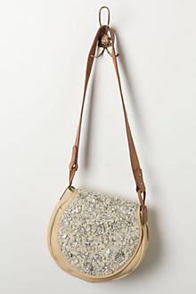 Beaded Sharktooth Bag