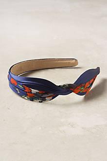 Twined Satin Headband