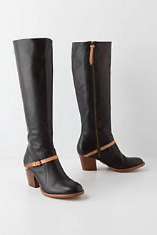 Barnwood Buckle Boots
