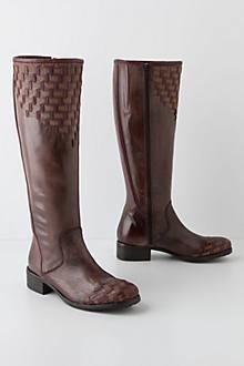 Warp & Weft Knee Boots
