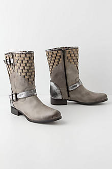 Belted Mercury Moto Boots