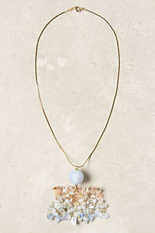 Celestial Curtain Necklace