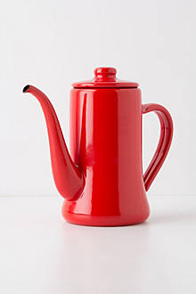 Noriko Enamel Teapot