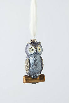 Glimmer Glass Owl