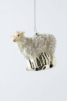 Meek & Mild Glass Sheep