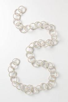 Tinsel Loops Garland