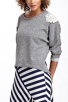 Spaulder Pullover