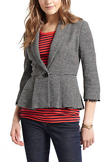 Chandelier Knit Blazer