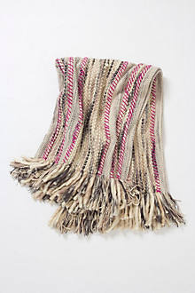 Anaya Woven Throw