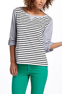 Conductor Stripe Top