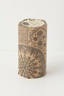 Skeem Vintage Ephemera-Printed Pillar Candle