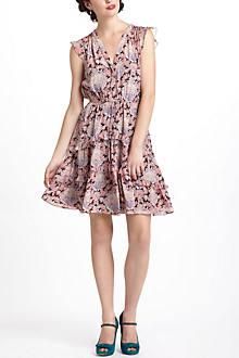 Pastel Paisley Dress