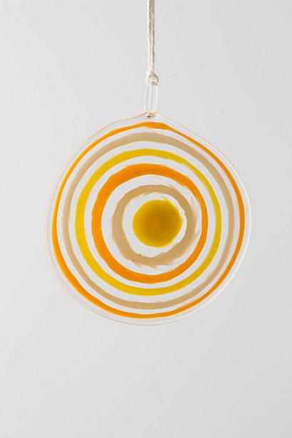 Glass Helio Disk - Anthropologie