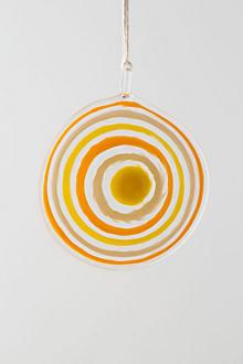 Glass Helio Disk