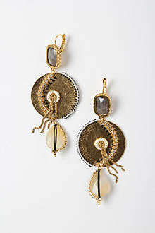 Woven Pathways Earrings