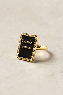Reminder Ring