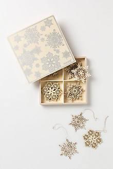 Santa Lucia Snowflake Set