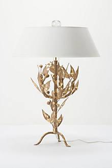 Gilded Propagation Lamp Ensemble