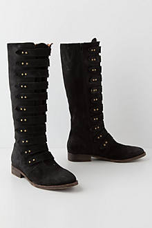 Brass-Tabbed Boots