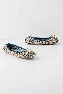 Jewel-Pop Slippers
