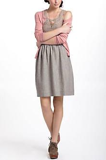 Textured Summer Sweater Dress