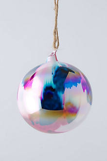 Marbled Glass Orb