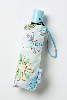 Patterned Whimsy Umbrella