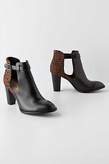 Lynx-Backed Heels