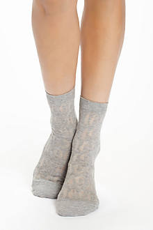 Burnout Number Socks