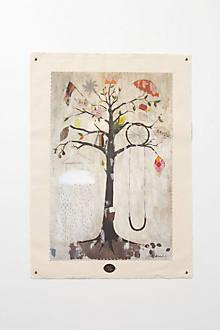 Bayou Tree Print